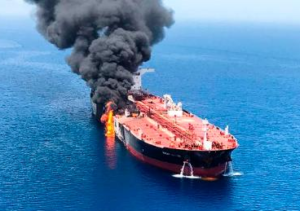Oil could rise $10 per barrel after drone attack forces Saudi to cut output in half