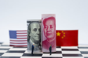 Stock futures fall slightly as investors weigh economy reopening and US-China tensions
