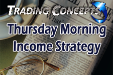 Thursday Morning Income Strategy