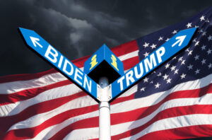 Market volatility expected to continue in the week ahead with Presidential debate and jobs report