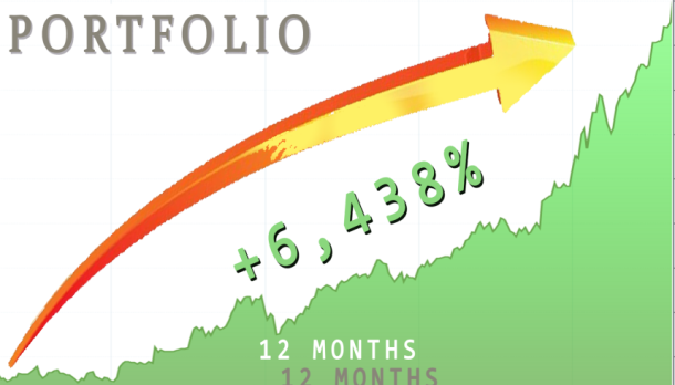 portfolio increase