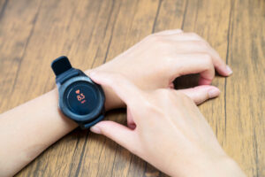Samsung wearable device sales have jumped more than 30% this year, exec says